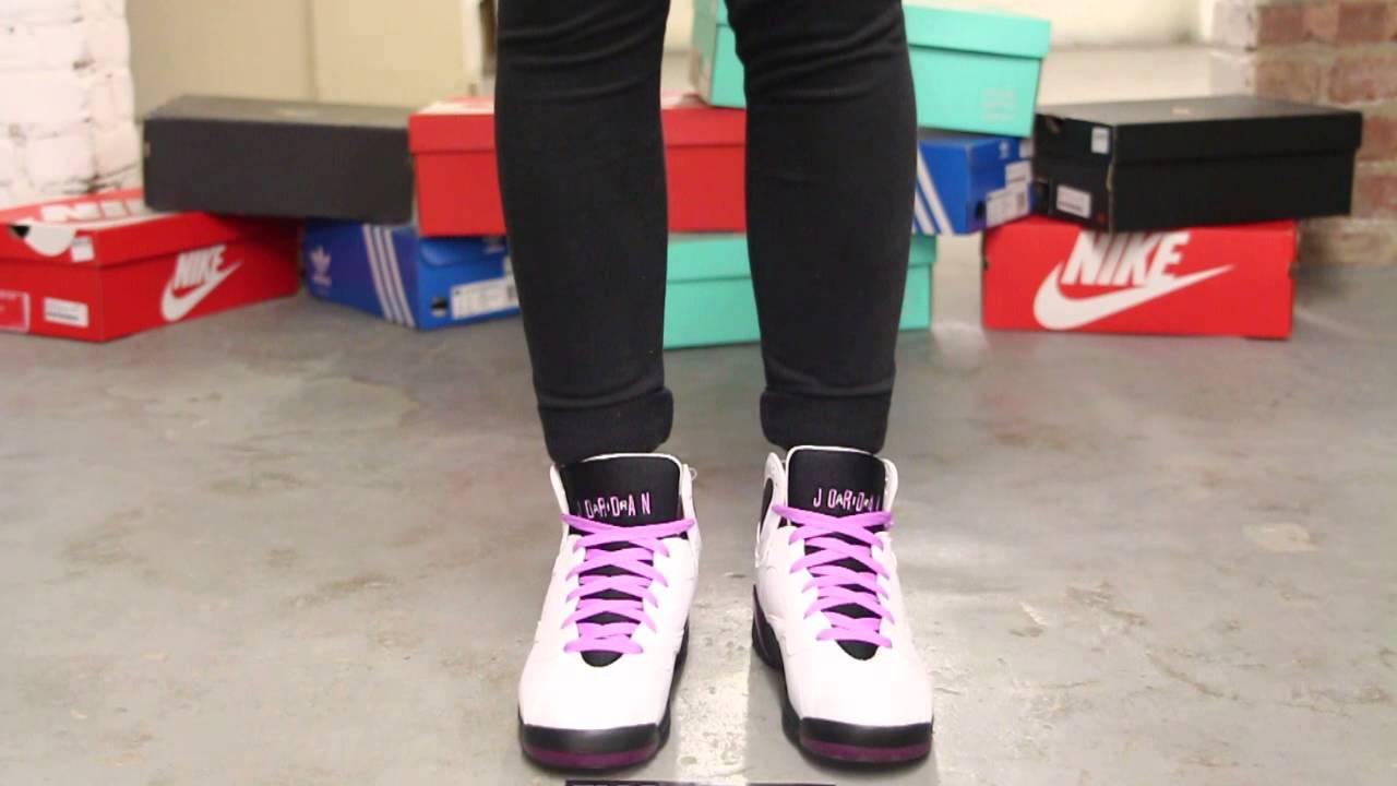 best service dd483 35e2a Women s GG Air Jordan 7 Retro