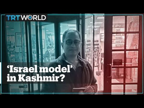 Indian diplomat calls for 'Israel model' in Kashmir