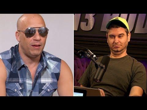 H3H3 Reacts To Vin Diesel Cringe