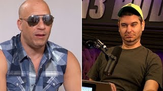 H3H3 Reacts To Vin Diesel Cringe