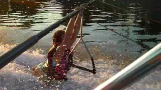 Learning to barefoot ski Thumbnail