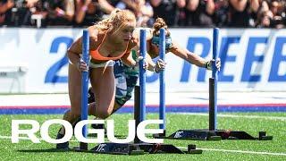 Sprint Couplet - Individual Women Event 4 - 2019 Reebok CrossFit Games
