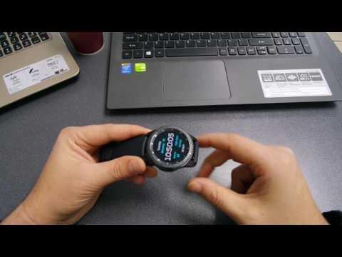 Samsung Gear S3 Frontier - The best smartwatch!