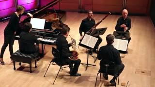 Mozart Quintet for Piano and Winds in E flat major, K 452 (1784) - 1st Movement