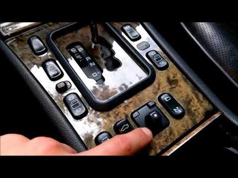 W210 320CDI Кнопки, плюшки и вкусняшки