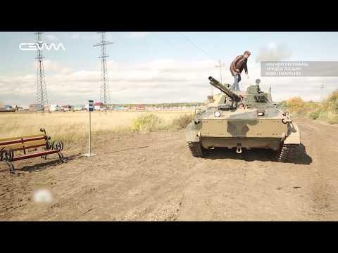 В Курской области Джон Уоррен снимает программу «Поедем, поедим!»
