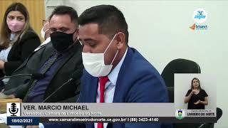 Marcio Michael    Câmara de Limoeiro do Norte 18 02 21