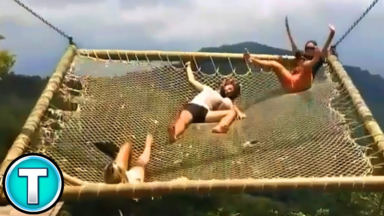 biggest swing in the world youtube