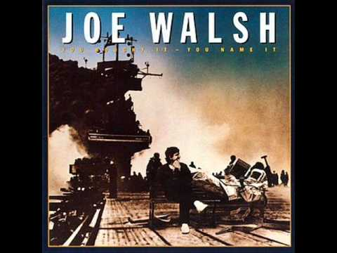 Joe Walsh Here We Are Now
