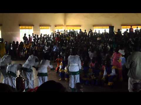 Uganda National Music Festival - Police Primary Creative Dance 4