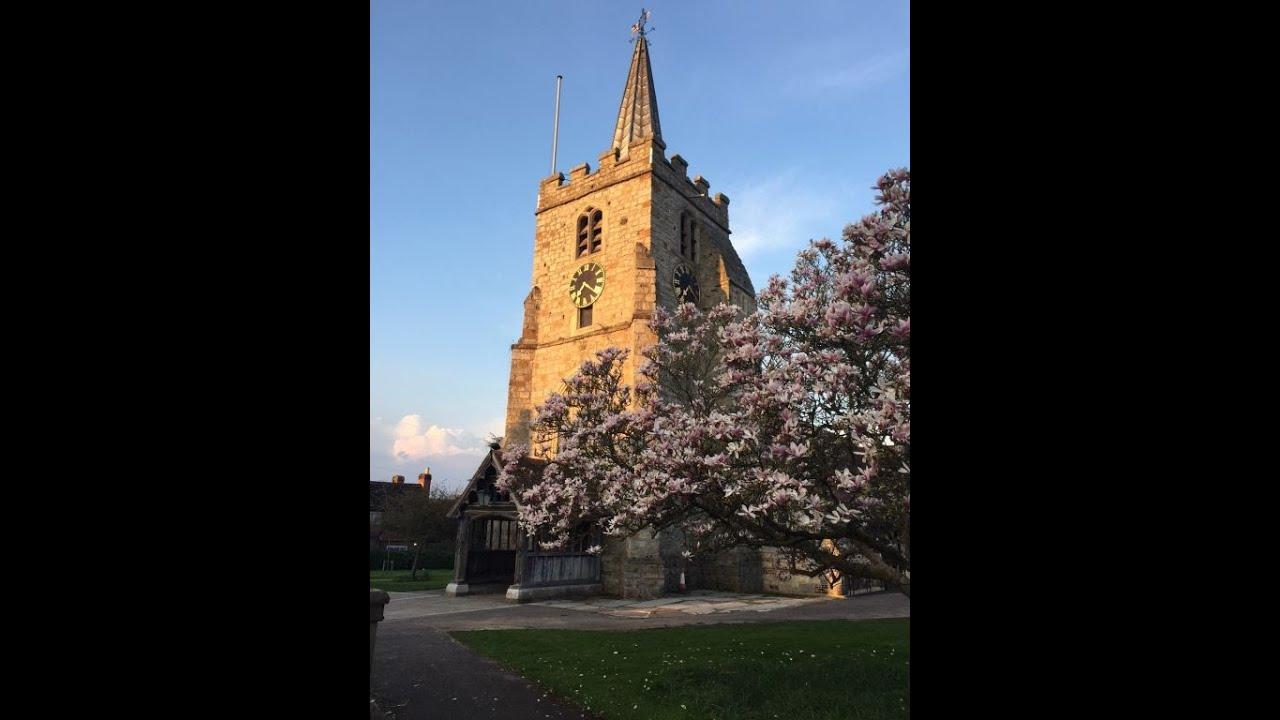 Easter 2: Celebrating 30 years of ministry (Revd Bedford with Revd Dan).