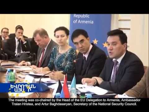 """""""Europe Today"""" programme # 9 (November 30, 2013, with English subtitles)"""