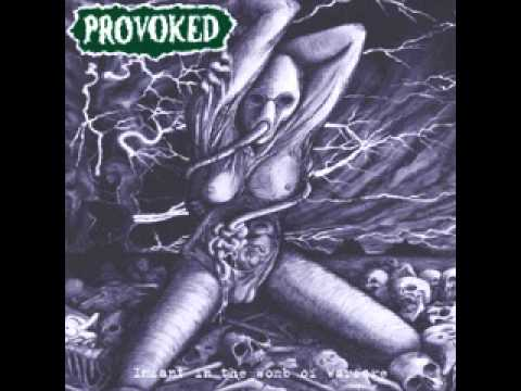 Provoked  - Infant In The Womb Of Warfare LP 2003