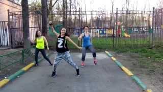 Dj Francis ? Tippy Toe (feat. El Chevo) | Zumba fitness with Mariya Belchikova
