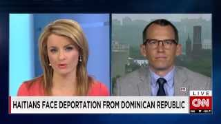 Haitians facing deportation from Dominican Republic