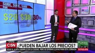 C5N - Economía Política: ¿Pueden bajar los precios?