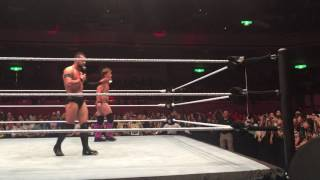 Finn Balor speaks Japanese and Chris Jericho says Goodbye Again