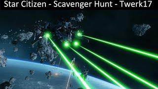 Star Citizen Scavenger Hunt - Free Flight 10 Minute Challenge