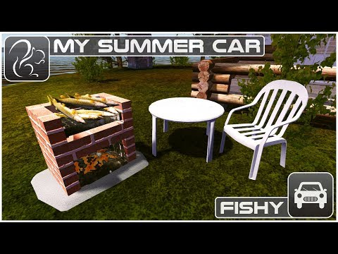 My Summer Car - Fishy