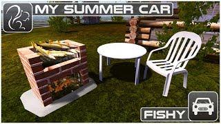 My Summer Car - Episode 54 - Fishy