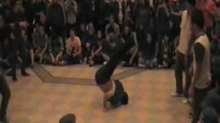 BFH TOP 8 Battle 1: Knuckle Movement vs Monkey Movement