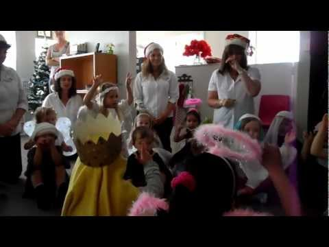 Christmas Pudding Song - Scuola Montessori 2012