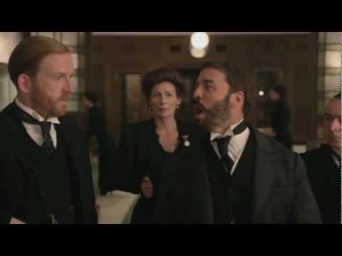 When Selfridges met... The cast of Mr Selfridge