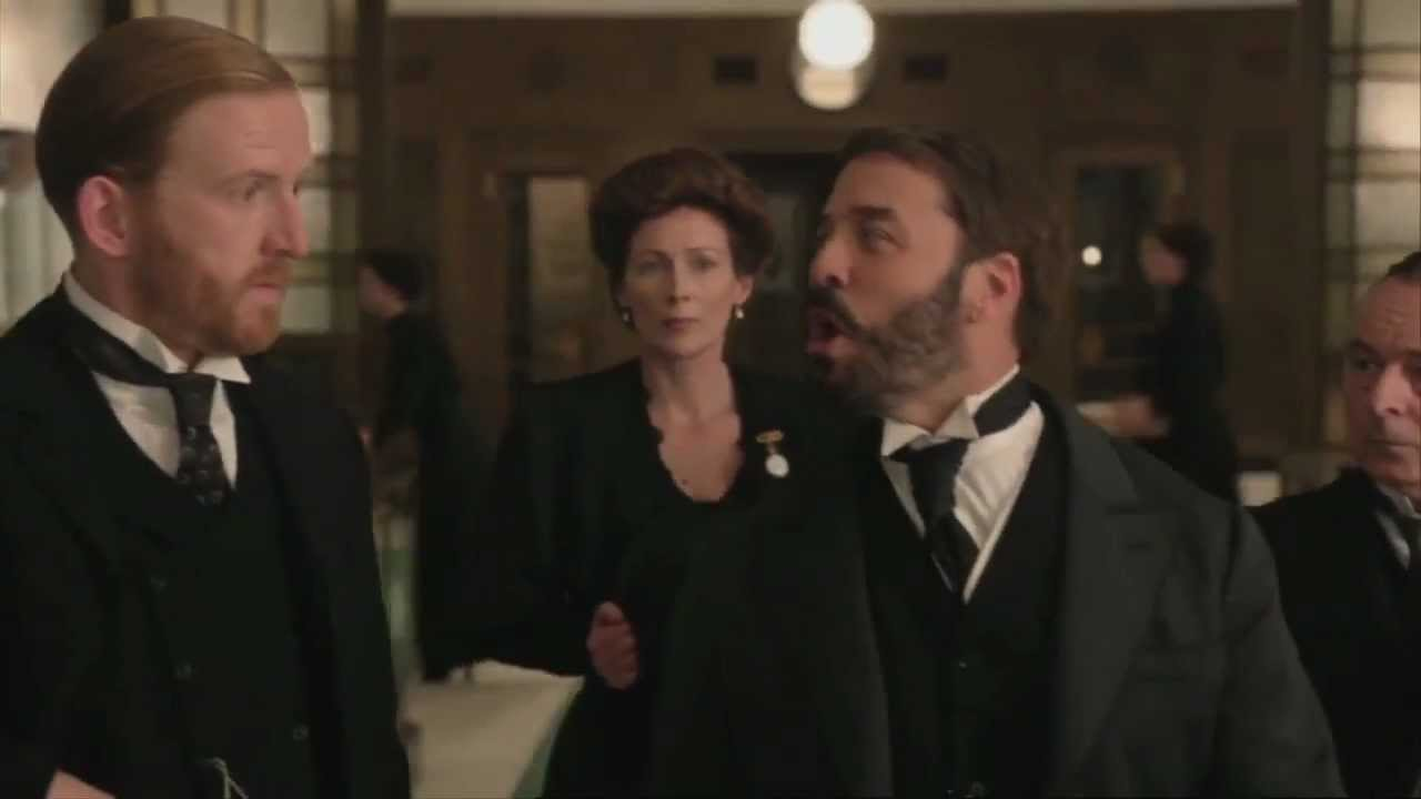 Mr Selfridge Cast