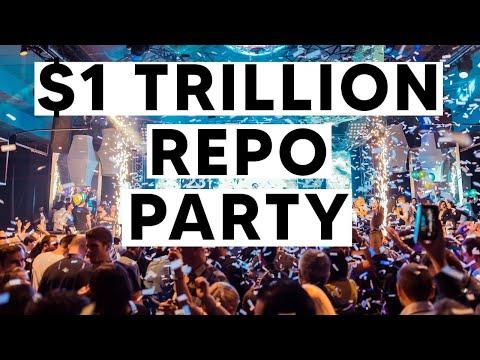 $1 TRILLION REPO HAS HAPPENED! - $GPS Live