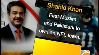 Geo Reports-Shahid Khan