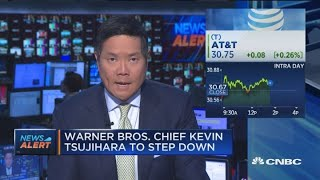 Warner Brothers Entertainment CEO Kevin Tsujihara to step down following alleged relationship with a