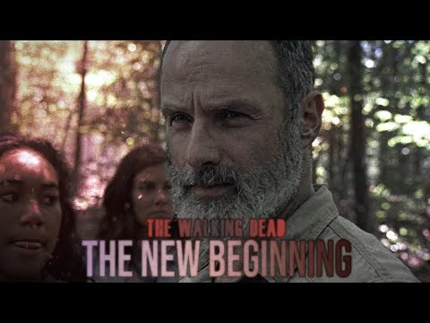 The Walking Dead: The New Beginning    Official Trailer