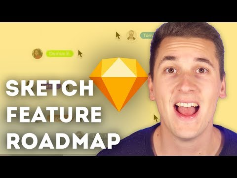 Reacting On The New Sketch Roadmap Trailer! + Feature Analysis
