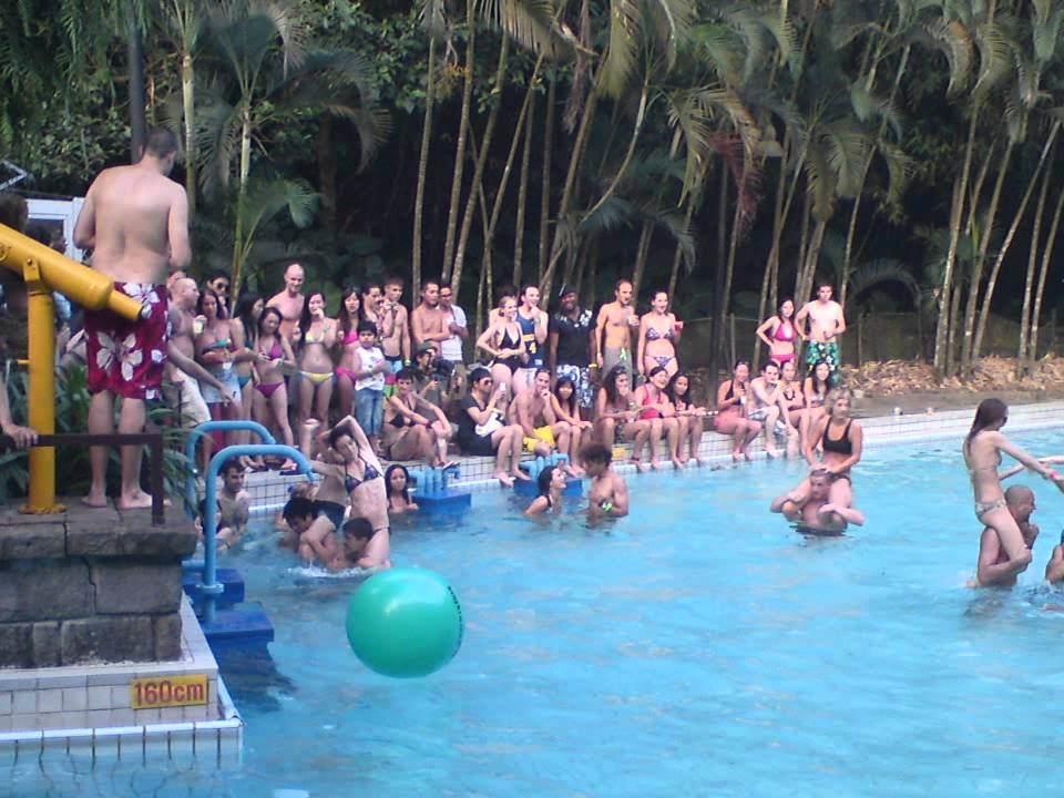 Club Pool Party