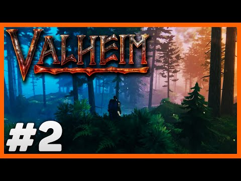 Valheim Part 2 - Finding The Black Forest