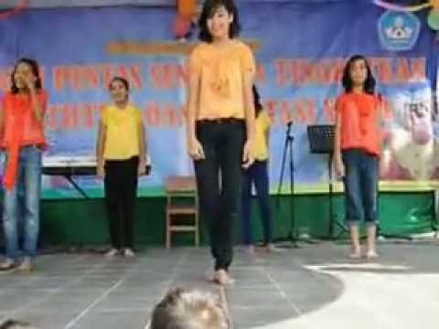 PENSI SDN UKS 14 PG (270613) - DANCE COVER CHERRYBELLE, BEAUTIFUL