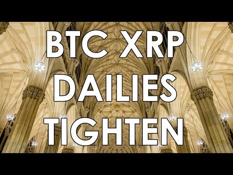 Bitcoin Ethereum Litecoin XRP BNB Technical Analysis Chart 3/5/2019 by ChartGuys.com