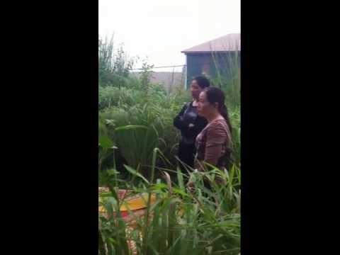 Nhà ngoại cảm Nguyễn Quốc Thắng tìm mộ tại Lào Cai