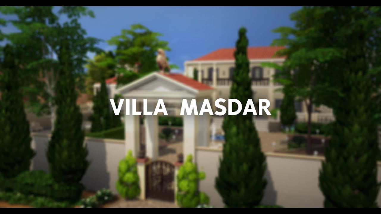 Id es maisons sims 4 for Decoration maison sims 4