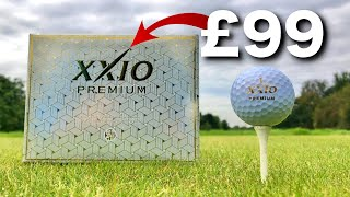 Most EXPENSIVE golf balls I
