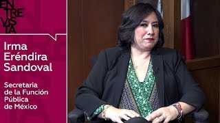 Eréndira Sandoval: Administración López Obrador