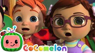 Funny Face Song - @Cocomelon - Nursery Rhymes  | Kids Cartoons & Nursery Rhymes | Moonbug Kids