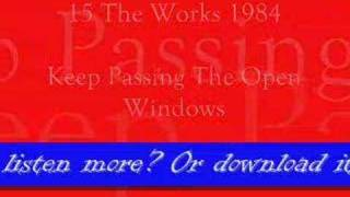 Keep Passing The Open Window (special online music)