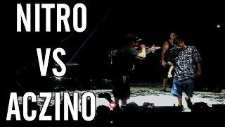 nitro vs aczino semifinal god level fest 2017 chile