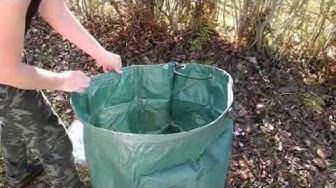 GardenMate® 3x Gartensack 272l