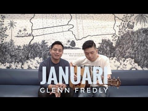 JANUARI - GLENN FREDLY (LIVE COVER)