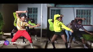 -- Sauti Sol x Nyashinski - Short N Sweet ft. iFamily_uok (Official Dance Video)