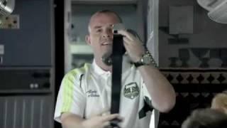 Alaska Air John Spencer Commercial Video