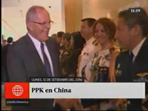 América Noticias: [TITULARES MEDIODIA 12/09/16]