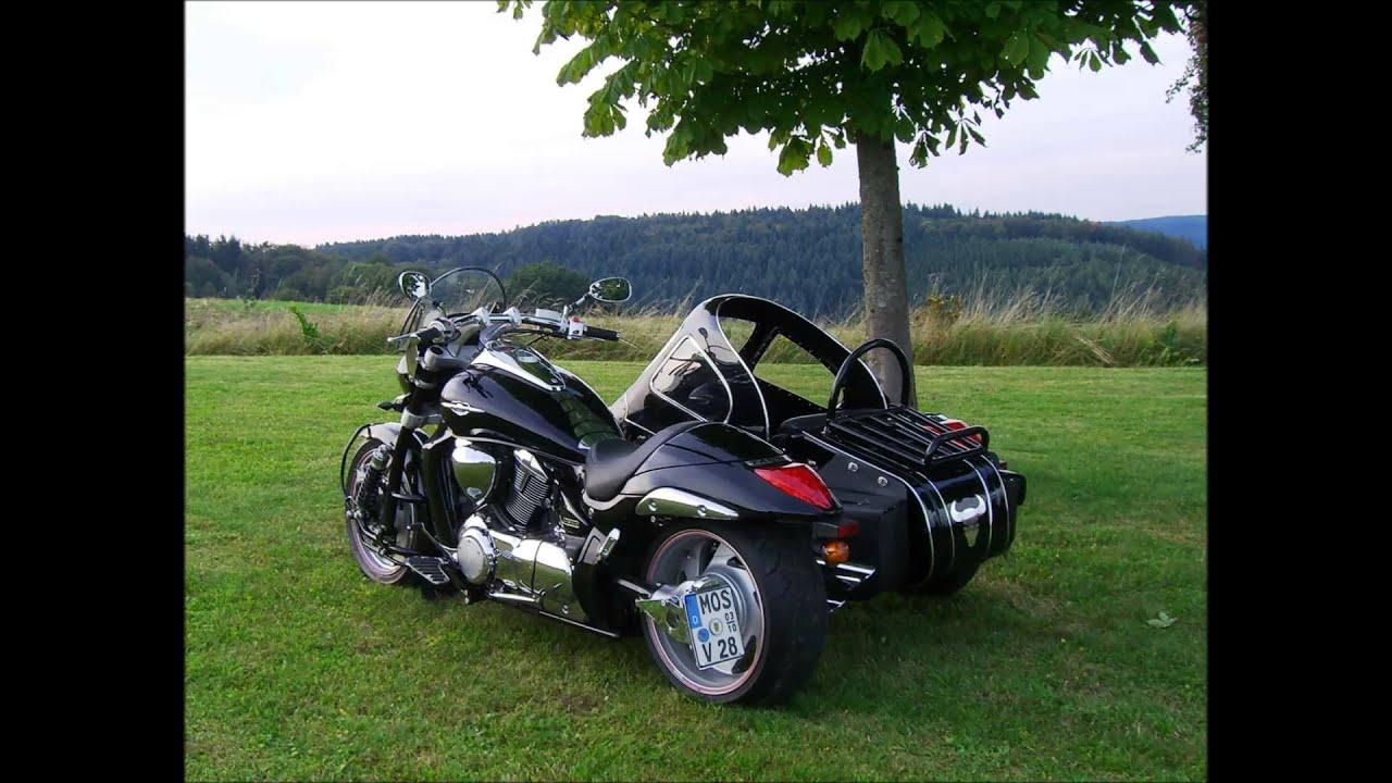 suzuki vzr 1800 sidecar taurus triaxx kohlepeter. Black Bedroom Furniture Sets. Home Design Ideas